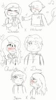 Shipping doodles  by ElenaWindMaster