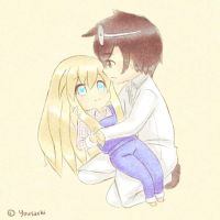 HM - 024 I love you by Yousachi