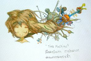 Time machine by jengslizer