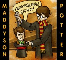 Mad vs. Potter by TovMauzer