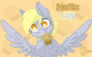 Do you wanna muffin? by UniSoLeiL