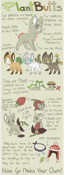 PlantButts_Open Species by why-so-cirrus