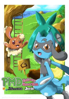 PMD- Explorers .:Cover:. by Ashayx