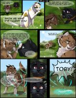 CoN- Chapter 1 page 1 by 1skylight1