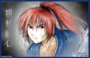 Kenshin - battousai by blitzball