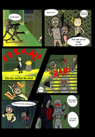 L4D funnies: Trolling the Witch by Art-Gem