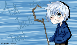 Ask Jack Frost TUMBLR by iPsychopath