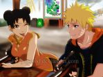 NaruTen: I Win Again, Naruto! Nah! by JuPMod