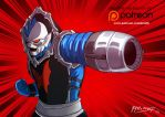 Hordak : Illustration #3 for November by JazylH