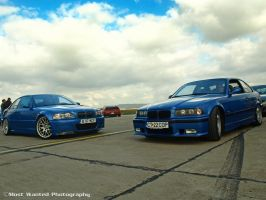 2 x M3 by MWPHOTO