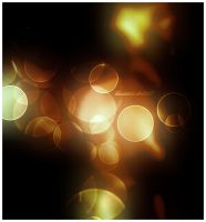 bokeh - the sound of lights by mikeshART
