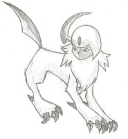 Absol by limeyemil