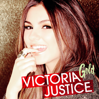 Single|Gold|Victoria Justice by Heart-Attack-Png
