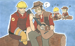 TF2: Guitar Lessons by MandyPandaa
