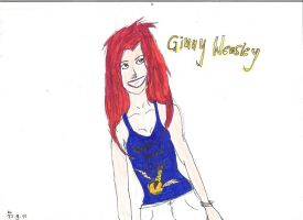 Ginny Weasley by Jaquina