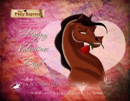Happy 2015 Valentine's Day! by AN-ChristianComics