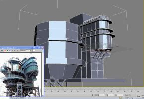 current 3d wip untitled by Tejayfc