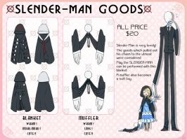 Slenderman-Goods *Delusion by m2fslide