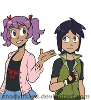 [PKMN OC]: The kids by Amadere