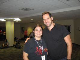 Travis Willingham and me! by mimori-kiryu