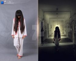 Ghost II Before and After by Hoangvanvan