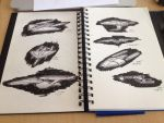 Starship Sketches 7-30-14 by stourangeau