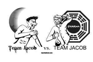 team jacob vs. team jacob by devildoll108