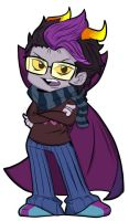 Homestuck: Eridan by Stungun44