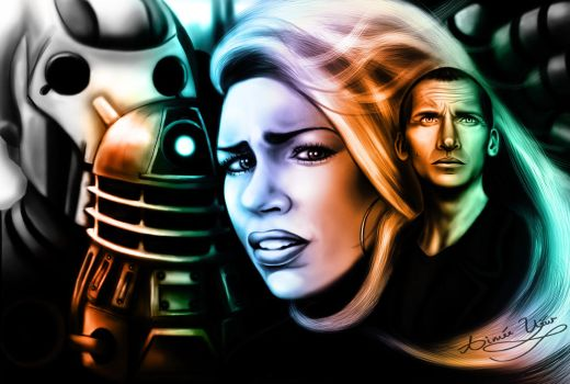 Now Forget Me, Rose Tyler by AimeeEUart