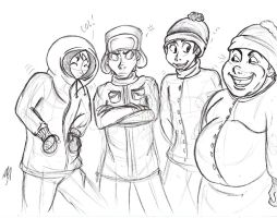 Goin Down to South Park by Perverted-Girth