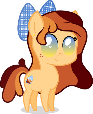 Chibi Dixie Sweet by MyPaintedMelody
