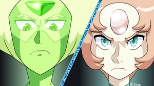 Pearl La Peridot by rongs1234