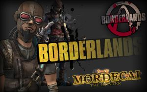 Borderlands Mordecai V1 by OuTrAgEpAjA