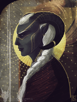 Inquisitor Amiah Adaar. by ChimerasBlood