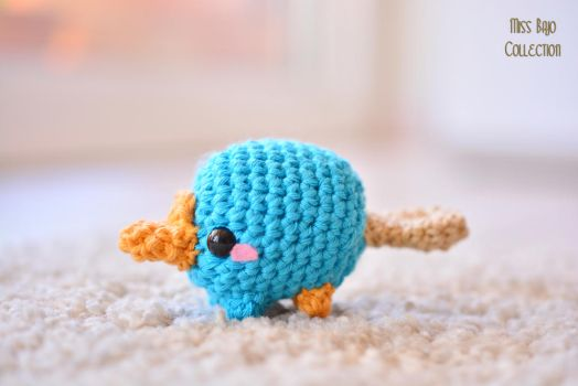 Perry the Platypus by MissBajoCollection