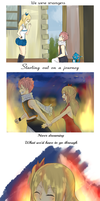 At the beginning with you by InfinityAngel92