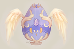 { Royal Egg Adopt - closed - } by PileOfJunk