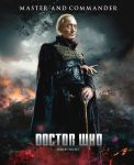 DOCTOR WHO SERIES 8 POSTER - THE MASTER RETURNS by Umbridge1986