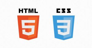 HTML 5 and CSS 3 Logo PSD by webdesignerbag