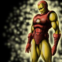 THE IRON MAN by ElZeviour
