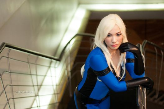 Fantastic 4 - Invisible Woman by chenmeicai