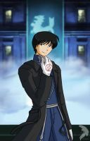 Roy Mustang by windrider01