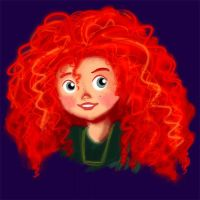 Merida by Lilostitchfan