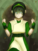 Toph Beifong by thecocomero