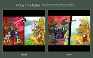 Draw This Again Contest Entry by JazylH