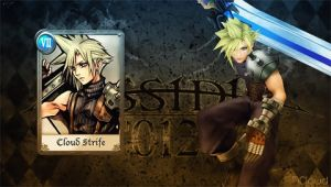 Dissidia 012 Cloud 3 by NaughtyBoy83