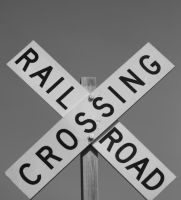 RR Crossing by andrewarmstead