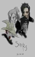 Siners by Lodias