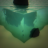 Water Volume Test #1 by MatchSignal3D