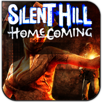 Silent Hill Homecoming icon by HarryBana